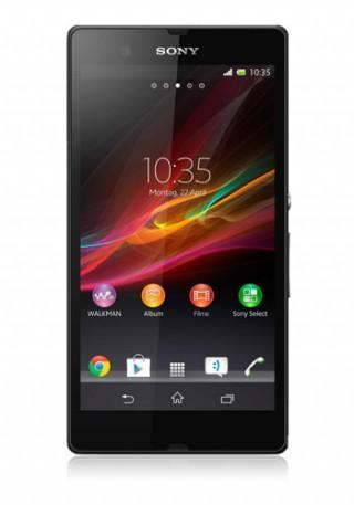 Sony Xperia Z schwarz NB (Vodafone)