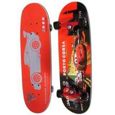 [Sportsdirect.com] Cars2 Skateboard Junior für 4€