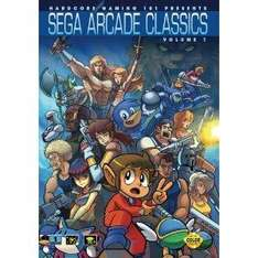 [für SEGA Fans] Hardcore Gaming 101 Presents: Sega Arcade Classics Vol. 1  (auf Englisch) @ amazon.it