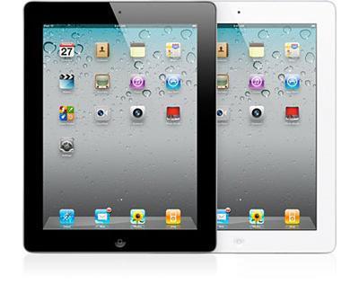MM Online // iPad 2 16 GB in Weiß oder Schwarz