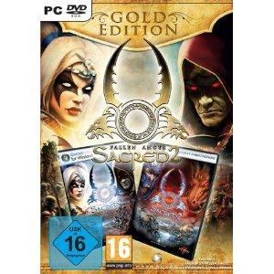 Sacred 2 Gold (Steam) für  5.44€  @ GMG