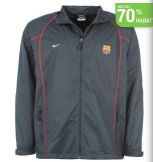 Nike FC Barcelona Windbreaker Wind Jacket