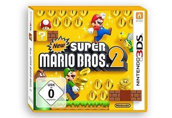 New Super Mario Bros. 2 Nintendo 3DS für 34,99€ (19,04€ für Neukunden - weitere Rabatte durch Otto Card möglich) @ Otto (bei Lieferung  in Hermes Shop)