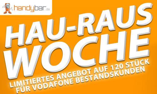 für Vodafone Bestandskunden: Samsung Galaxy S2 Mini gratis oder 80€ Auszahlung