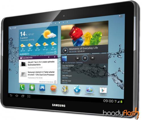 Samsung Galaxy Tab 2 10.1 3G 16GB für neue O²-BLUE-Bestandskunden