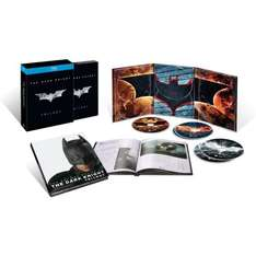 [Lokal] Müller Freilassing 83395 The Dark Knight Trilogy Box [Blu-ray]