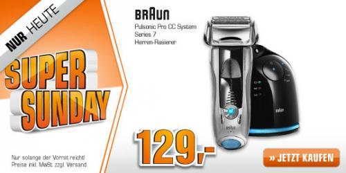 BRAUN Series 7  765 Pulsonic Pro CC System *******Achtung Angebot gilt nur Heute 24.03* Super Sunday***
