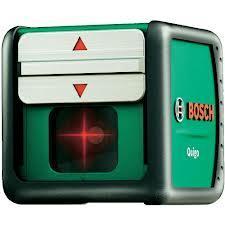 Conrad Elektronik   Bosch Kreuzlinien-Laser Quigo 603663171 VSK-Frei bis 27.03.2013