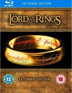 Der Herr der Ringe - The Trilogy (Blu-ray Extended Limited Edition) @thehut nur OV