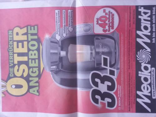 Bosch Tassimo TAS2002 @Mediamarkt