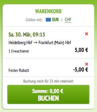 [Lokal] Gratis reisen mit MeinFernBus dank 5€-Gutschein
