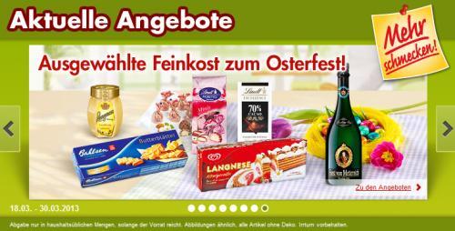 [evtl. lokal ? Kaufland Dortmund] u.a. 20 Iglo Fischstäbchen 1,77€ - Baileys 8,88€ - I love Milka Pralines 0,99€ - 1l Hohes C O-Saft 0,88€ - Rotkäppchen Sekt  2,50€ ...