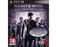 [PS3] Saints Row 3 The Full Package