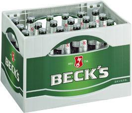 OFFLINE Kiste Becks bei Kaufland Bremen 9,84