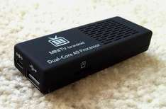 MK808 Dual Core Android 4.1 Jelly Bean TV BOX