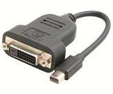 WHD Amazon Sapphire Active Mini DisplayPort Adapter DVI-D
