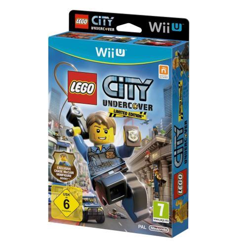 Lego City Undercover: Limited Edition (Wii U) für 46,03 inkl. Versand  (Preorder)