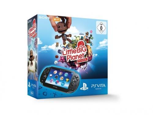Playstation Vita Wifi LittlebigPlanet Bundle amazon WHD