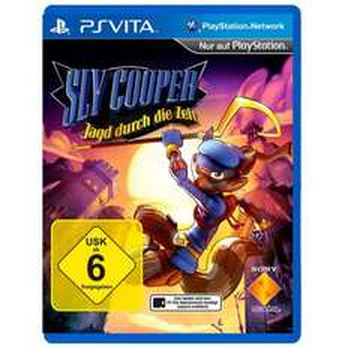 Sly Cooper - Jagd durch die Zeit für PS Vita - Nur 22,39 Euro!!!!