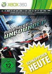 Ridge Racer Unbound Limited Edition für XBOX @ gameware für 12,80€ inkl. VSK