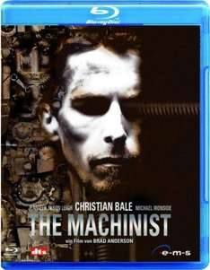 The Machinist Blu-ray @ Amazon für 4,97€