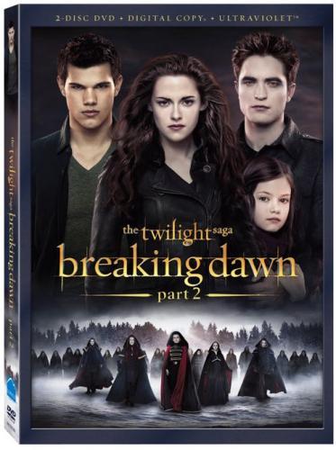 [Amazon] Twilight Breaking Dawn - Bis(s) zum Ende der Nacht - Teil 2 (Fan Edition) DVD