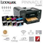 Lexmark Pinnacle Pro901 All-in-one Farb-Multifunktionsdrucker mit WLAN, Touchscreen  ** für Gewerbliche für 22,46 Euro evtl. möglich **