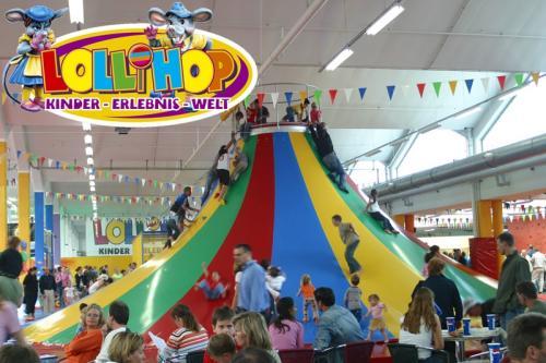 [München] 27€-Gutschein für Kinderspielpark Lollihop @charivari deals