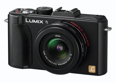 Panasonic Lumix DMC-LX 5 für 226,95€ @fotokoch