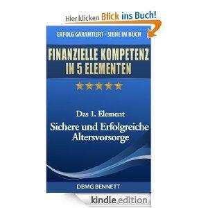 Kostenlose Bücher - FINANZIELLE KOMPETENZ IN 5 ELEMENTEN 5er Serie, alle GRATIS