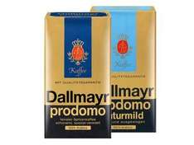 [LIDL] Dallmayr Kaffee Prodomo & Naturmild