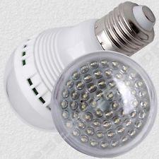 1X E27 60 LED Strahler Lampe Weiß 4W für 3,89€ inkl. Versand