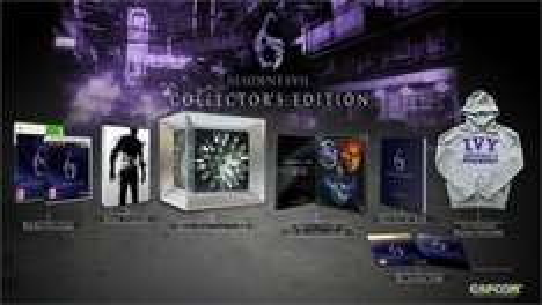 Resident Evil 6 Collectors Edition PS3 für 39,99€ + 5€ Versand wieder verfügbar