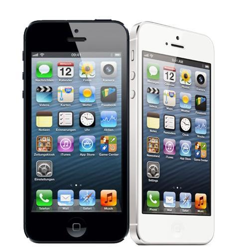 Apple iPhone 5 mit MoWoTel Smart Tarif für 29€