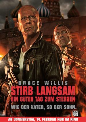 Stirb Langsam 1-5 [Blu-ray] für Ende Juni bei Buecher.de