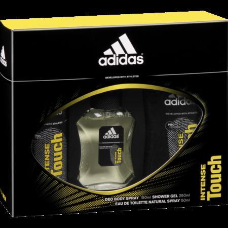 Adidas Intense Touch Set (bei zackzack.de) für nen knappen Zehner
