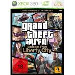 Xbox360: Grand Theft Auto: Episodes from Liberty City  @Amazon