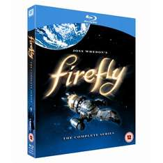 Blu-Ray Box - Firefly: The Complete Series (3 Discs) für €16,41 [@Amazon.co.uk]