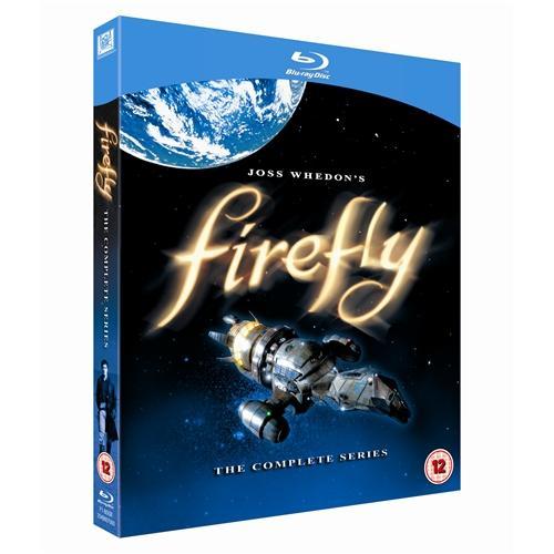 Blu-Ray Box - Firefly: The Complete Series (3 Discs) für €16,41 [@Amazon.co.uk]