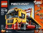 [Bundesweit offline)  Lego Technic Tieflader 8109  48,99 mit Glück als Restposten bei Penny mit dem Gutschein aus dem Preispass.