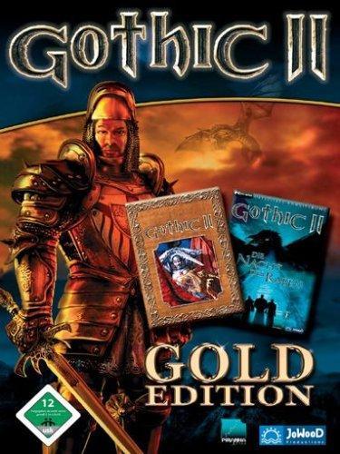 [STEAM] Gothic 2 Gold ( Hauptspiel + Nacht des Raben) + Gothic 3 bei store.indiegala