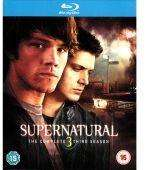 Supernatural: The Complete Third Season (Blu-ray) (engl. Ton) 8,99€