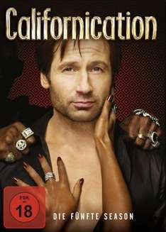 [Cede.de] [DVD] Californication - Die fünfte Staffel
