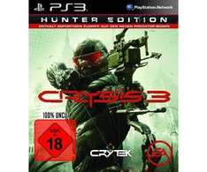 [Zavvi] PS3 - Crysis 3 Hunter Edition für 28,75€; CoD:BO2 für 37,49€ [Update] -10%