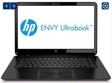 HP Ultrabook 4-1000sg - Intel Core I3 - 320GB - 14 Zoll nur 499€!