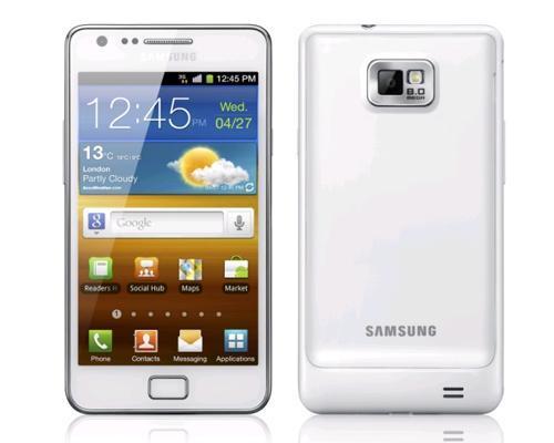 Samsung GALAXY S2 - i9100 - Smartphone - 3G