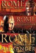 Rome: Total War Complete Bundle für 3,74 EUR (Kein Steam, Spiel auf Englisch)