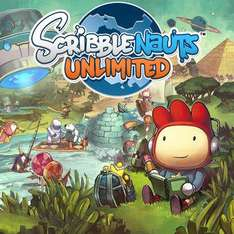 [Steam Code] Scribblenauts Unlimited @ Get Games Go für 12,49 €