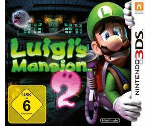 Luigi's Mansion 2 Premium Edition mit Taschenlampe / Saturn Oberhausen