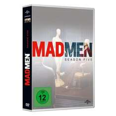 Mad Men - Season 5 [@Amazon ab 14,97 € + ggf. 3 € VSK]
